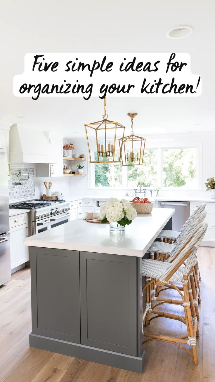 Best Kitchen Design, Kitchen Cabinet Design, Kitchen Redo, Home Decor Kitchen, Interior Design Kitchen, Home Design, Home Kitchens, Kitchen Ideas, White Kitchen Designs