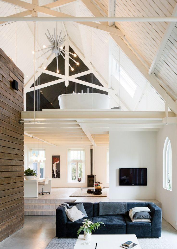 Best 25 church conversions ideas on pinterest modern for Kitchen ideas westbourne grove