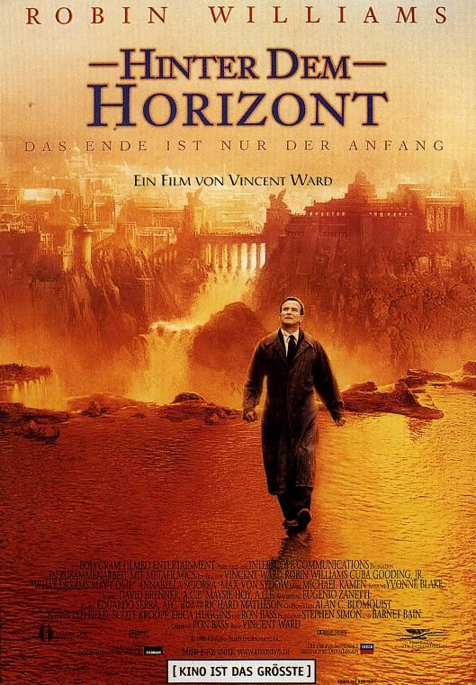 Poster zum Film: Hinter dem Horizont - Das Ende ist nur der Anfang