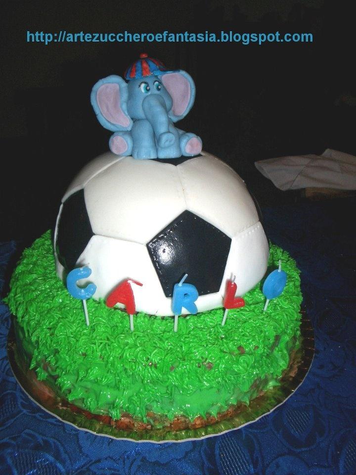 Arte E Zucchero Cake Design By Dora Luca : Oltre 25 fantastiche idee su Pallone da calcio su ...
