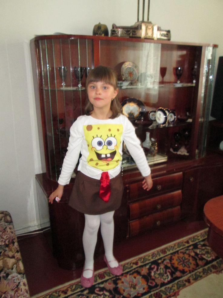 spongebob dress