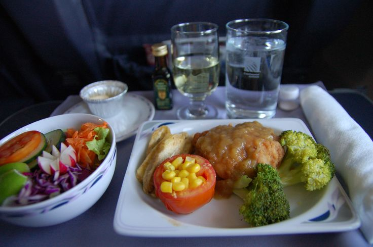 United airlines domestic first class airline food for American continental cuisine
