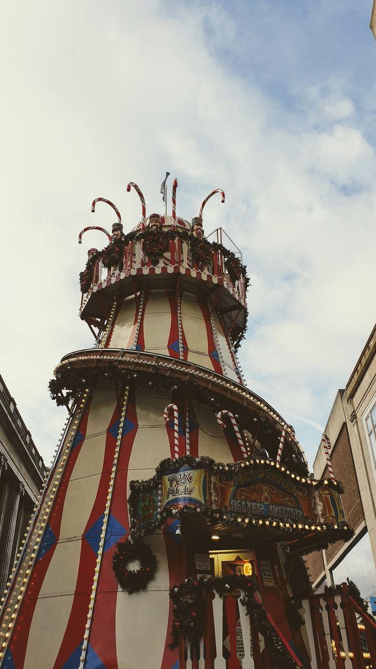 Nottingham Christmas Market Creative Mondays in 2020