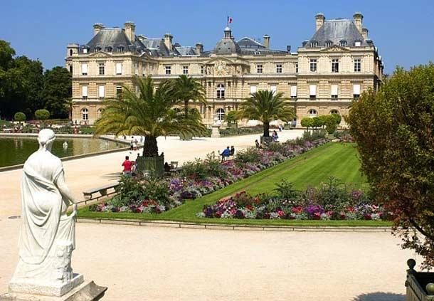 11 best les jardins du luxembourg hotel images by explura - Jardin du luxembourg hours ...