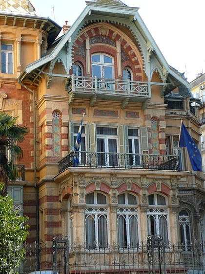 Vas. Olgas Str, Thessaloniki