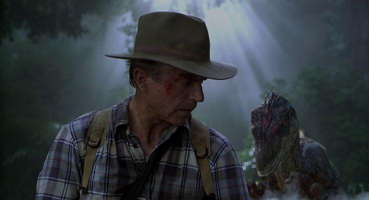 Dr. Allan Grant | Jurassic Park III