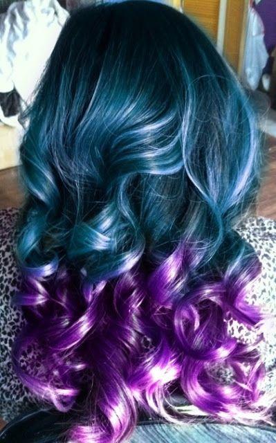 Magnificent hair colors!!!