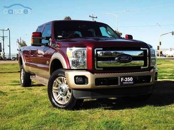 2012 FORD F350 KING RANCH CREW CAB LWB MY12 Cars For Sale in VIC - carsales & Best 25+ F350 king ranch ideas on Pinterest | Ford trucks Ford ... markmcfarlin.com