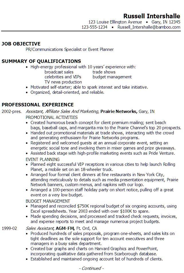 coordinator resume cv01 billybullock us