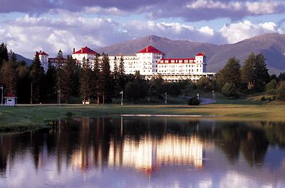 The Mount Washington Resort at Bretton Woods, New Hampshire