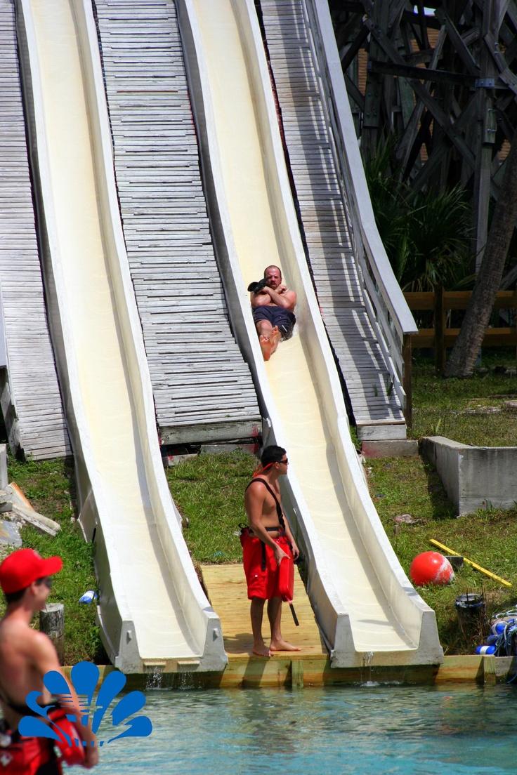 Thrilling flume rides.Favorite Places, Thrill Flume, Amusement Parks, Buccaneers Bays, Flume Riding, Arctiv Discover