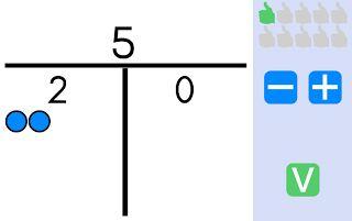 splitsen tot 5 en 10