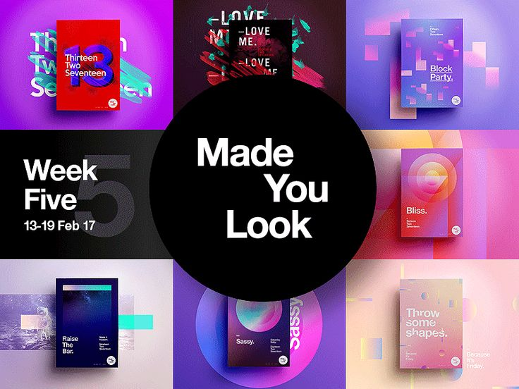 Made You Look  Week 5 Collection  Been loving those gradients this week :p Thanks for the love guys! #madeyoulook  Click here to see more of the crazy happenings in & around Studio–JQ  Follow...