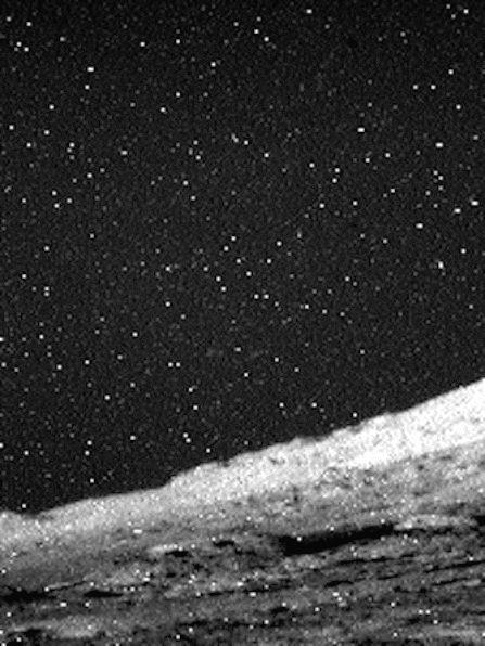Nova anomalia é encontrada no céu de Marte, e desta vez há uma sequência de fotos » OVNI Hoje!