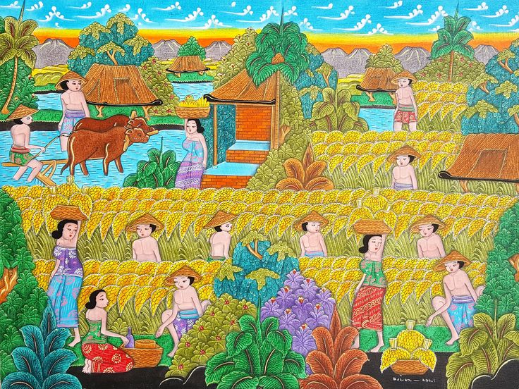 Bali Harvest