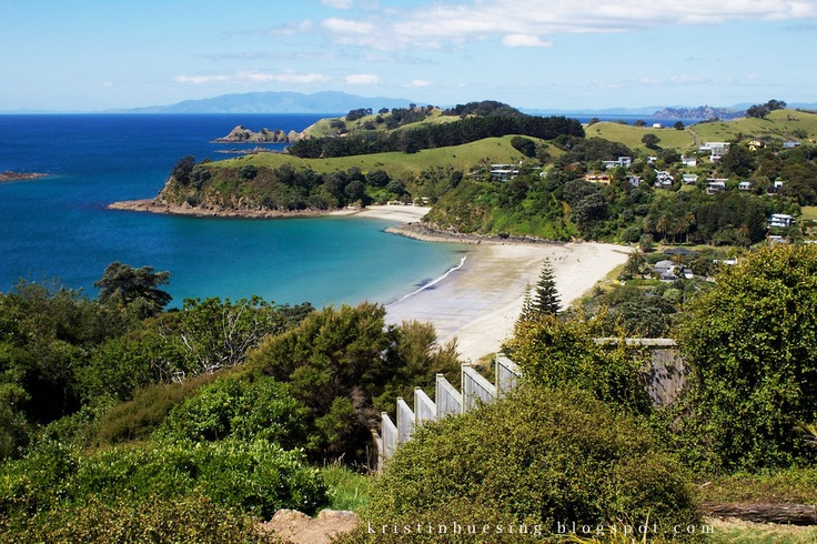 New Zealand/Waiheke Island