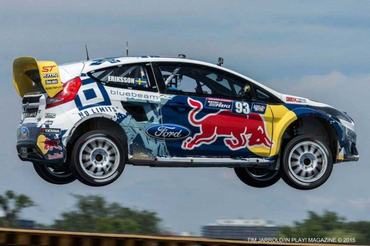 Red Bull Global Rallycross Makes Ottawa Debut at Canada Aviation and Space Museum For the first time in its seven-year history, Red Bull Global