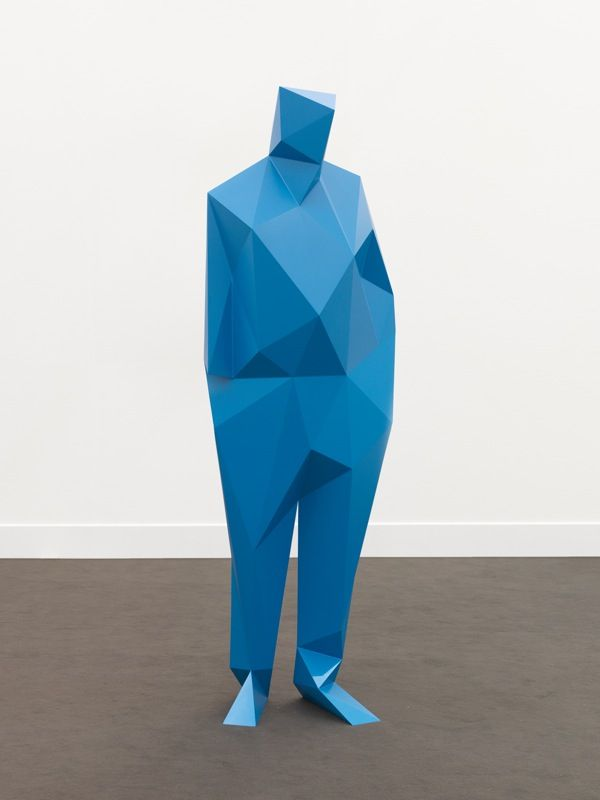Xavier Veilhan (French b. 1963) [Conceptual art, photography, sculpture, film, painting, installation]