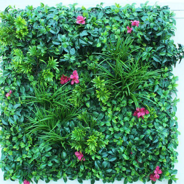 Spring Breeze Artificial Vertical Garden 1x1m - $89.98