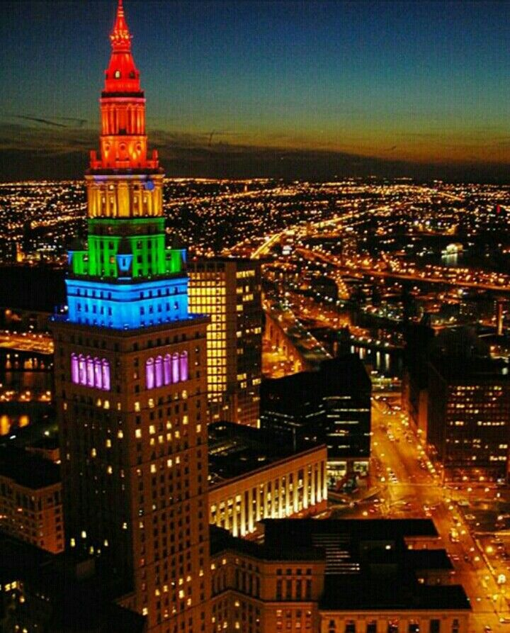Lighting Cleveland: 1162 Best Cleveland Ohio Images On Pinterest