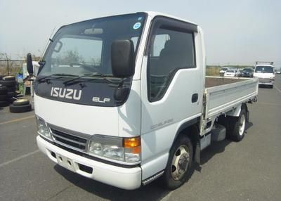 Isuzu Elf The Isuzu Elf is a medium duty truck produced by Isuzu since 1959. Outside Japan it is known as N-series. The range was originally mainly available