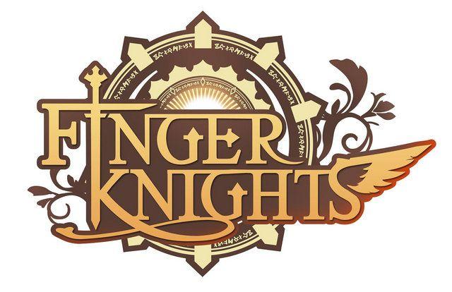 『フィンガーナイツ』ロゴ もっと見る