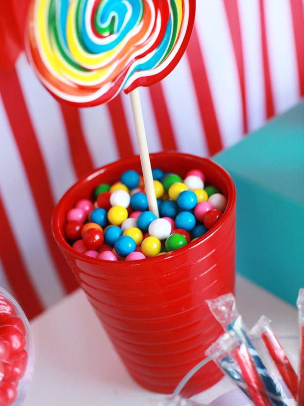 4 Cool Birthday Party Themes for Boys : Decorating : Home & Garden Television