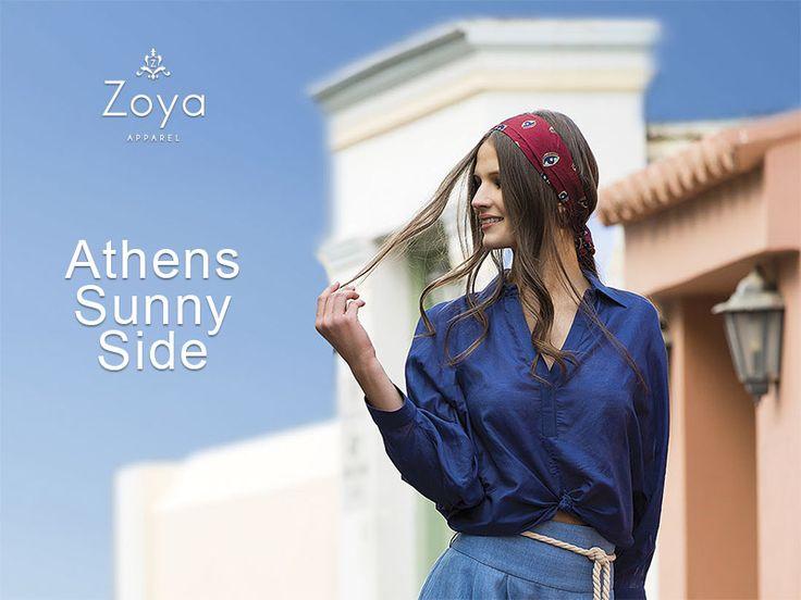 Head-Scarfs for Summer! #colours #zoya #red #headscarf #scarf #fashion #style #warm