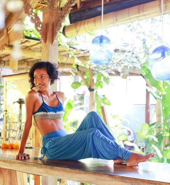 [Bali]ハーフトップブラ - Yin Yang ヨガウェアオンラインショップ