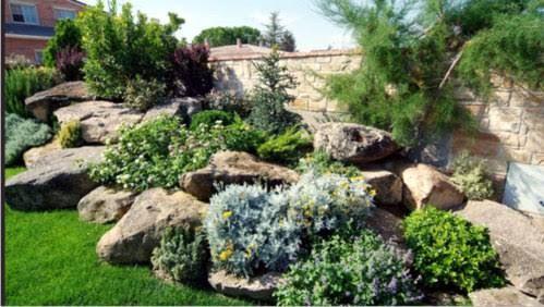 Jardines de rocas buscar con google jardin sombreado for Google jardin