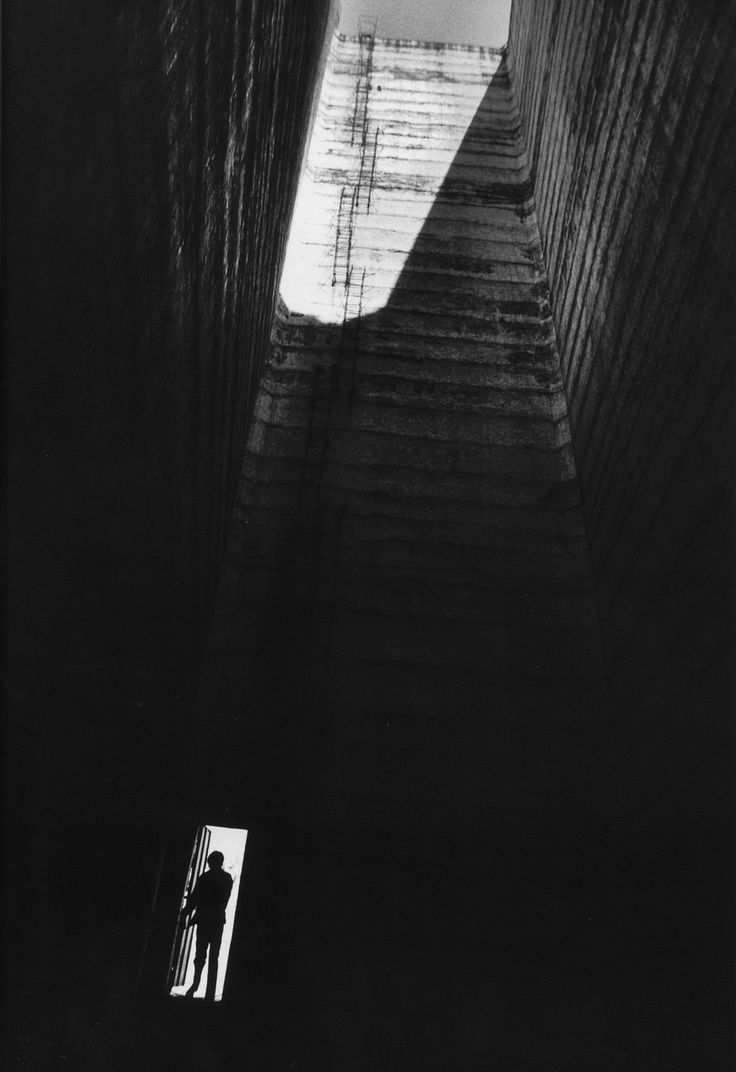 Rene Burri. MEXICO. Mexico City, 1969