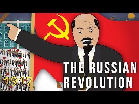 The Russian Revolution (1917) - YouTube