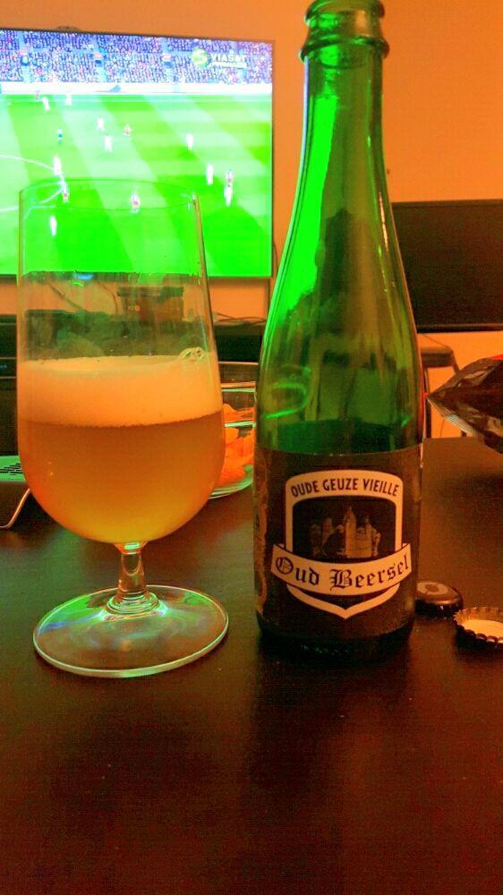 Oude Geuze (Vieille) - Brouwerij Oud Beersel