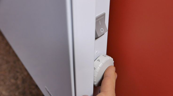 Grzejniki elektryczne TX IP20