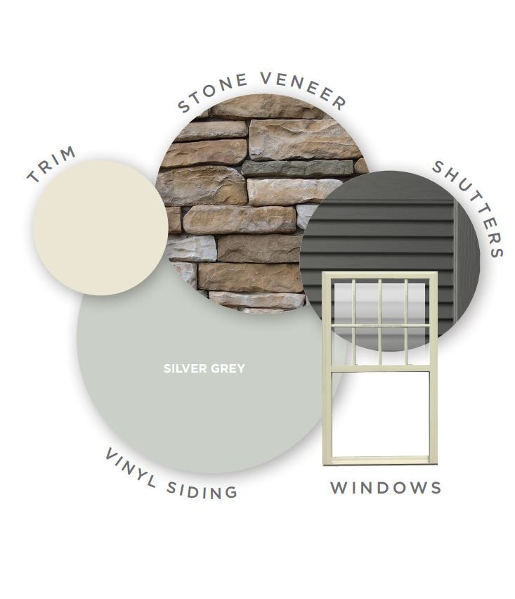 Gray Is The New Beige In House Colors Ply Gem Exterior Paint Colors For House Gray House Exterior House Paint Color Combination