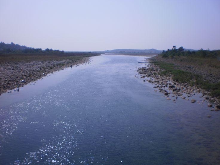 India, Lakes, Rivers