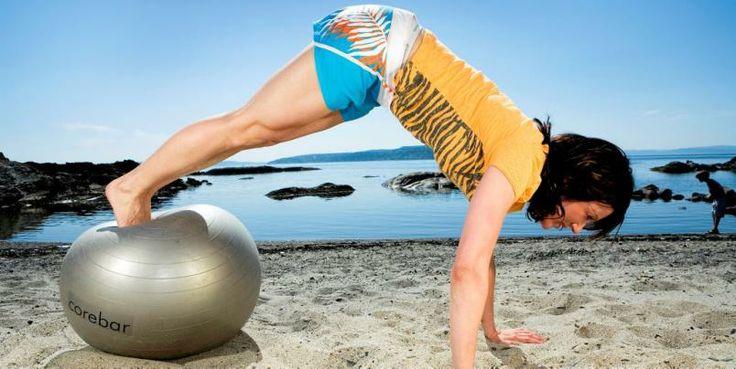 Styrketrening - Flat mage – NÅ! - Trim og Trening