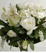 Wedding supplies, ideas and projects at discount prices. Bouquets -  Silk & Preserved Flowers