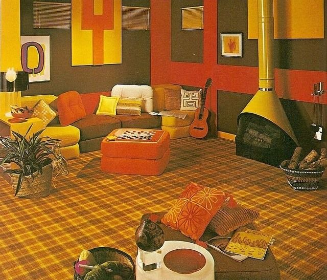 Woman S Day Home Decorating Ideas 1977