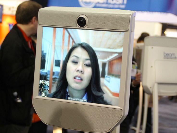 Uno de los mejores dispositivos de intercomunicación del #CES2014.