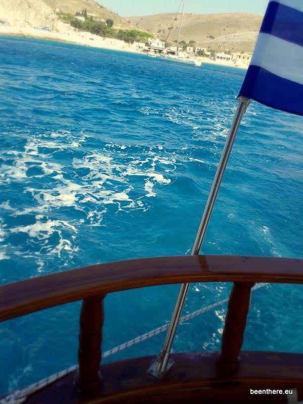 Pserimos Island- LOVE the blue :)