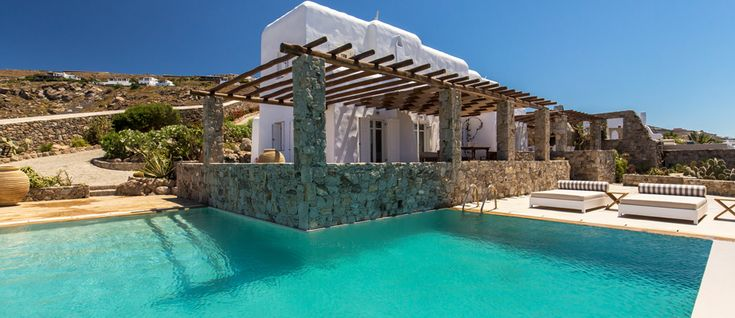The property of the day is Villa Alisahnea. This is a stunning waterfront property adjacent to villa Okyroe within a group of villas, just few steps away from the secluded Kapari sandy beach. Curious to know more ??? Visit...http://www.mykonosvillas.com/our-villas/alisahnea