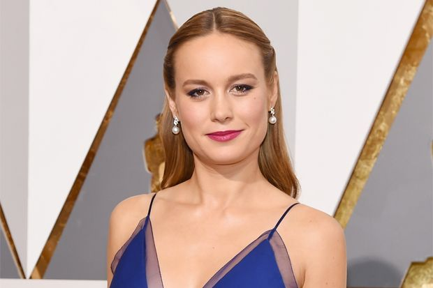 WATCH: Brie Larson Hugs Every Sexual Violence Survivor From Lady Gaga's Oscar Performance