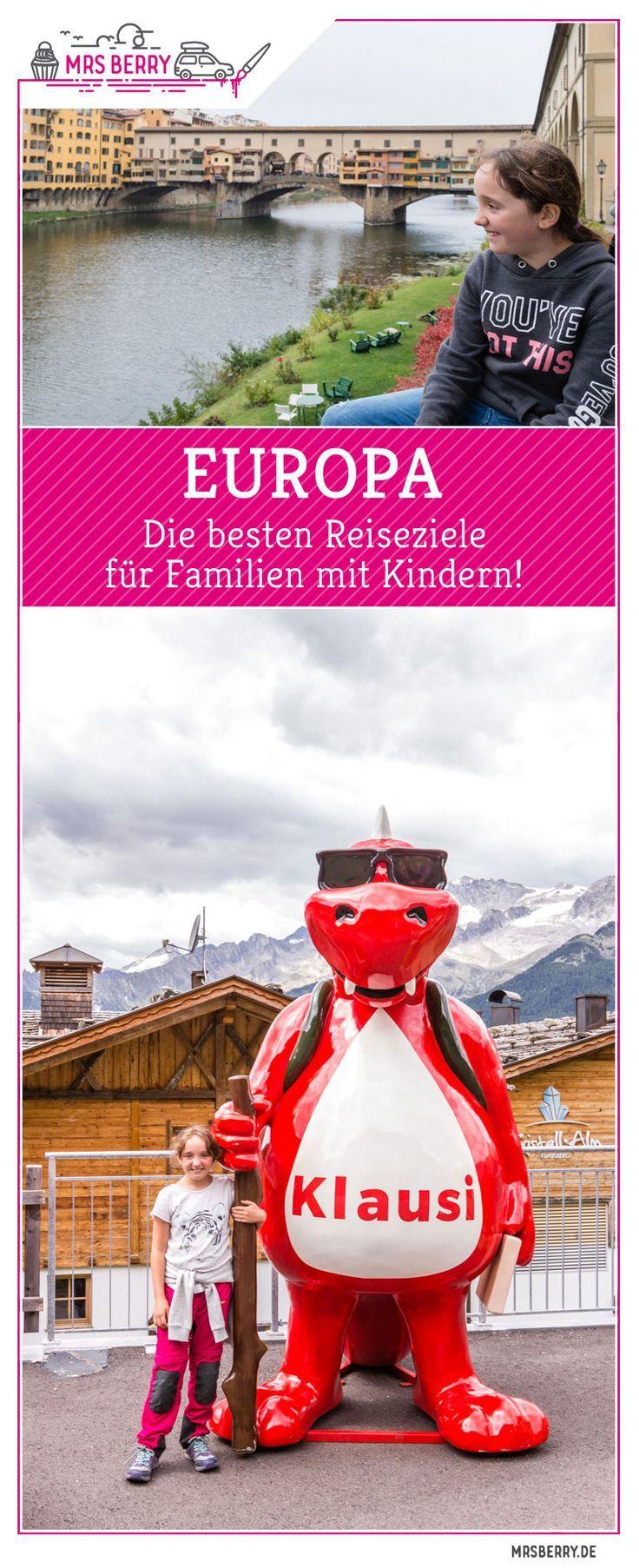 Für den perfekten Familienurlaub muss man nicht bis ans Ende der Welt fliegen, denn auch EUROPA hat viel zu bieten. Wir nehmen dich in unseren Berichten mit auf unsere Reisen und zeigen dir hier im Blog die schönsten Reiseziele für Familien, geben Tipps zu Ausflügen und Wanderungen mit Kindern und stellen besonders kinderfreundliche Hotels vor.