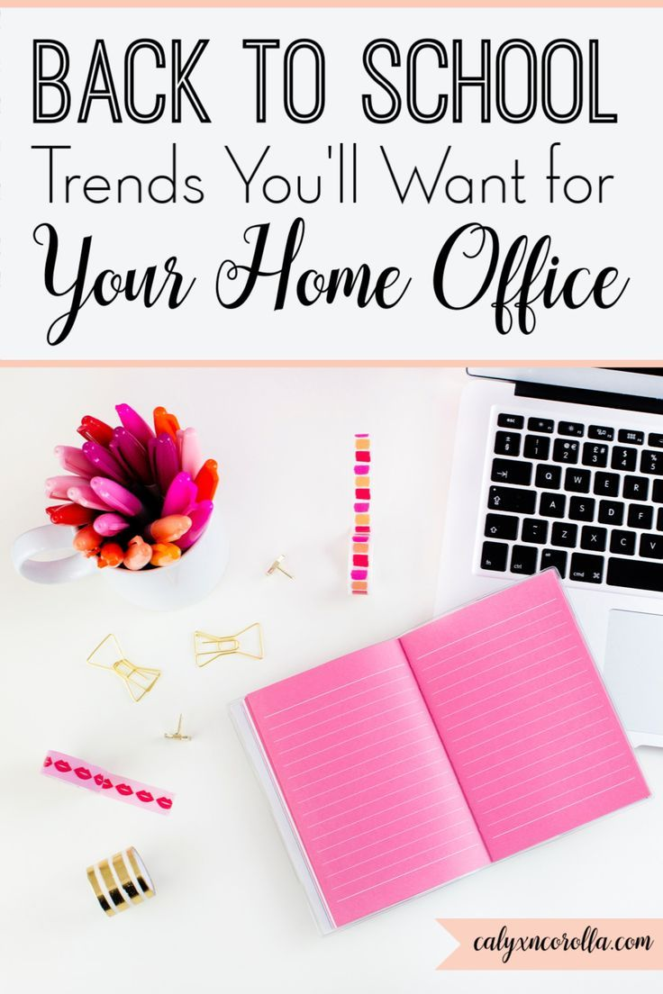 Back To School Trends You Ll Want For Your Office Sell On Etsy