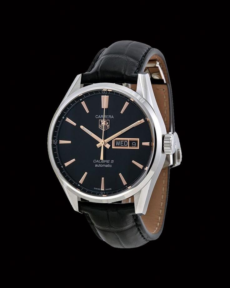 Ρολόι TAG HEUER Carrera Calibre 5 WAR201CFC6266