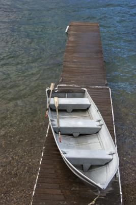 Aluminum boat boats and mirror on pinterest for Mirror yacht