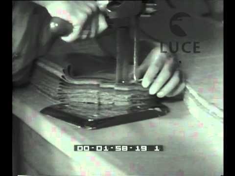 Avenza di Carrara: fabbrica in serie di vestiti C.I.O. - YouTube