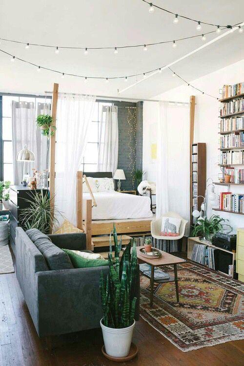 Studio Apartment Open Plan best 25+ bohemian studio apartment ideas on pinterest | bohemian