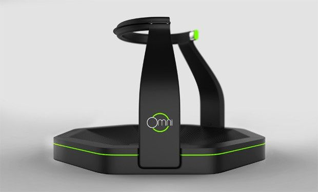 Insert Coin: Virtuix Omni VR treadmill gives gamers the run around from $249